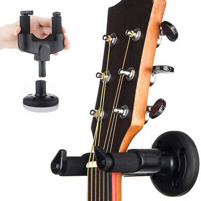 Electric Guitar Hanger Holder Stand Rack Hook Wall Mount for All Sizes Guitar