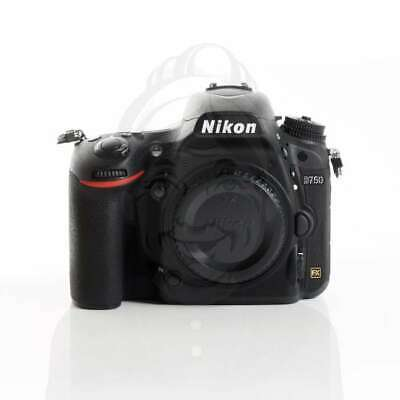 Authentisch Nikon D750 Digital SLR Camera Body Only