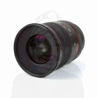 Authentisch Samyang 20mm f/1.8 ED AS UMC for Sony E Mount