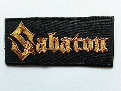 AMON AMARTH SWEDISH HEAVY DEATH METAL ROCK MUSIC EMBROIDERED PATCH UK SELLER