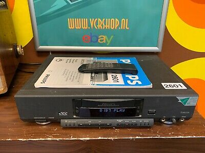 Philips DCC 951 - 900 Series 18 Bit Digitale Recorder DCC + Remote & Manual