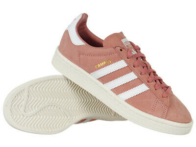 united states new products best selling ADIDAS CAMPUS BY9841 Damen Sneaker rosa pastell gold Running ...