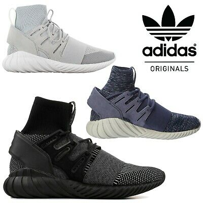 classic shoes autumn shoes popular stores ADIDAS ORIGINALS TUBULAR Doom Prime Knit Men's Trainers ...