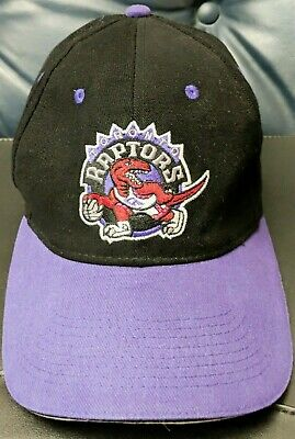 962ef20e906eb5 Vintage TORONTO RAPTORS NBA * 90s NEW w TAGS Puma Embroidered Adjustable Cap