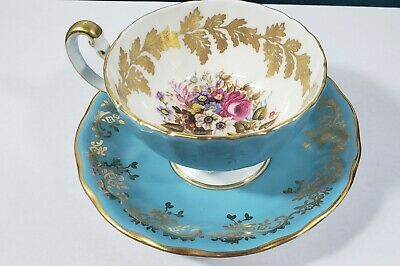 VINTAGE AYNSLEY BONE China Cup And Saucer - $19 99 | PicClick