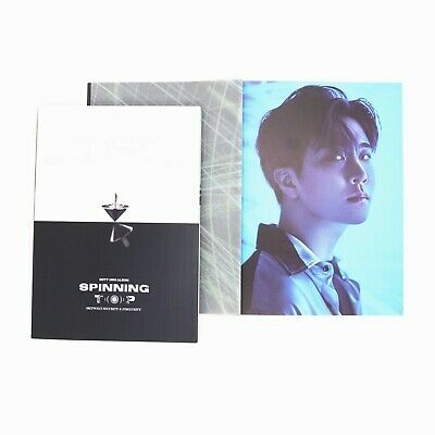 [GOT7]SPINNING TOP Album/Eclipse/Security Photobook-Youngjae Page/No photocard