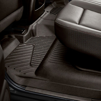 Genuine GM Floor Liners All-Weather Second Row 84181589