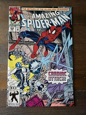 The Amazing Spider-Man #359 (Feb 1992, Marvel) 1st app Cletus Cassidy (Carnage)
