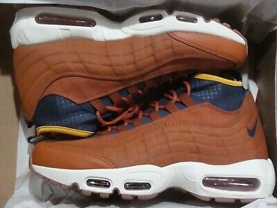 Mens Nike Air Max 95 Sneakerboot 806809 204 Size 7.5~11