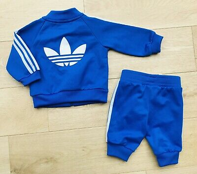 Boys' Clothing (newborn-5t) Baby Boy Adidas Joggers 9-12 Mths