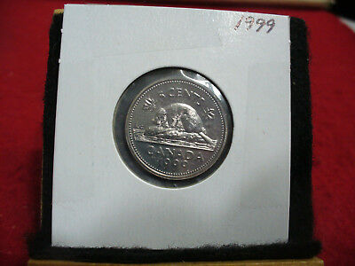 1999  Canada  1  Nickel 5 Cents  Coin  Proof Like Sealed   High  Grade
