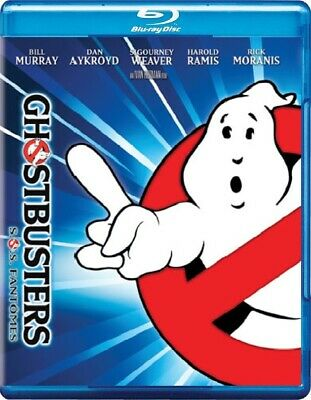 Ghostbusters (Blu-ray Disc, 2014, Mastered in 4K) *Brand New*