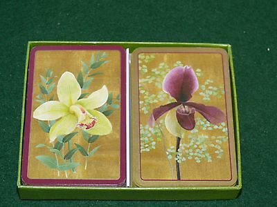 Playing Swap Cards  1  VINT  QUEEN OF THE ORCHID  FAMILY EXQUISITE  W341 L@@K