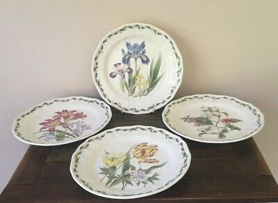 NORITAKE Casual Gourmet Dinner Plates X 4 Lot 1 Of 2 Very Good Condition
