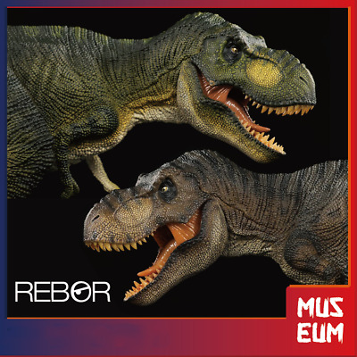 REBOR 1/35 Tyrannosaurus Rex T-Rex Killer Queen Dinosaur Model Animal Decor Toy