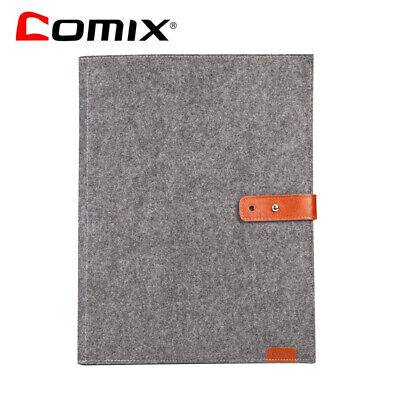 Comix Office Document Folder Organisers A5206 Puretime Grey