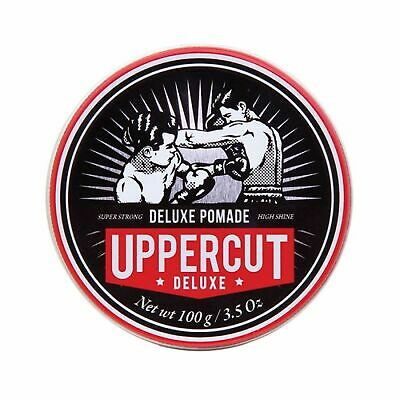 NEW UPPERCUT DELUXE DELUXE POMADE 100gm Hair Styling Grooming Product