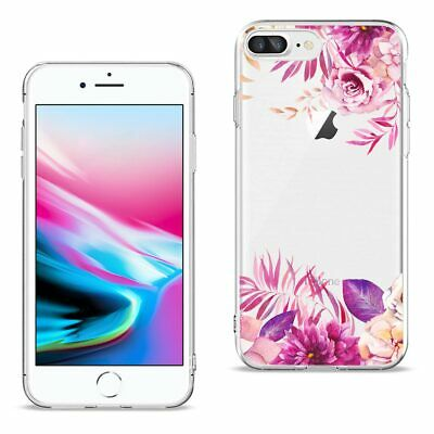 For Apple iPhone X XS MAX XR 7 8 Plus Shockproof Silicone TPU Bumper Cover Case