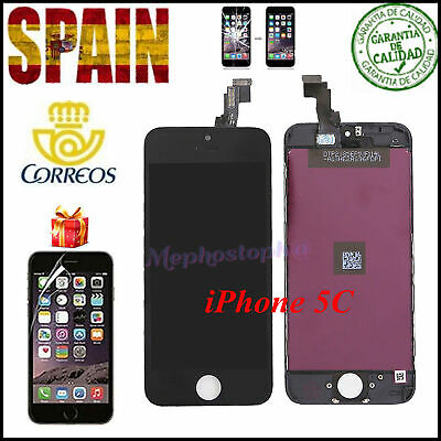 Frontal Pantalla LCD iPhone 5C Retina Display Tactil Digitalizador NUEVO