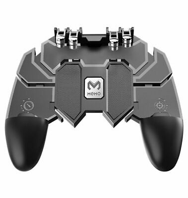 Six Finger Mobile Phone Game Controller Joystick Gamepad for PUBG Android IOS