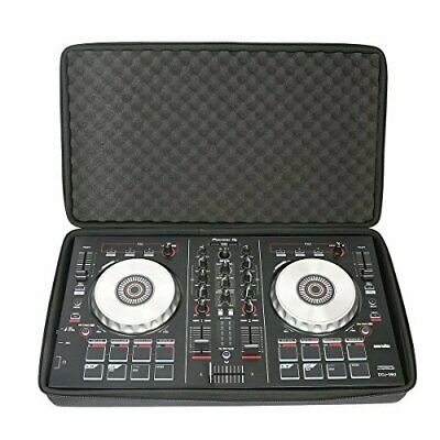 Pioneer Ddj-Rb Compact Rekordbox Dj 2-Channel Controller Hard Case Storage
