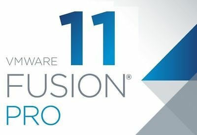 vmware Fusion 11 Pro Full Edition Mac Code 3PCs