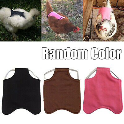 VARIETY PACK  Chicken Saddle Apron Hen BACK FEATHER PROTECTION BACKYARD POULTRY