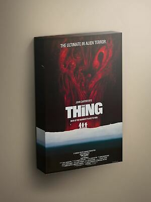 THE THING MOVIE HORROR JOHN CARPENTER ALIEN A3 ART PRINT PHOTO POSTER AMK3161
