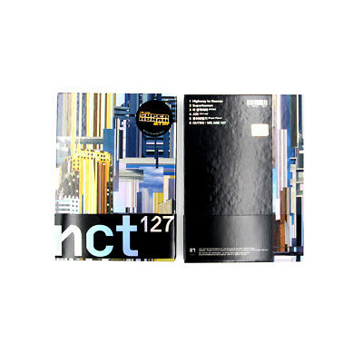 [NCT127]4th mini album/NCT #127 WE ARE SUPERHUMAN / No photocard / Poster Option
