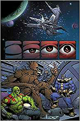 Thanos: The Infinity Revelation, Starlin, Jim, Excellent Book