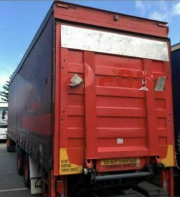 2007 Man Tgm Truck For Sale With Tailgate Lift