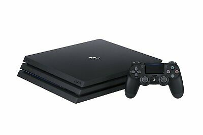 GUT: PlayStation 4 Pro Konsole 500 GB B-Chassis Gaming Entertainment Sony PS4