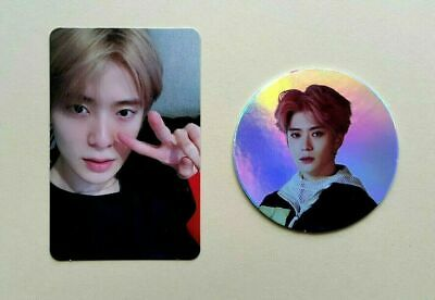 NCT 127 We are Superhuman 4th Album Authentic Official Photocard - Jaehyun set