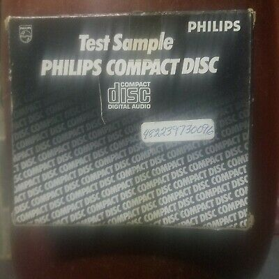 Philips Test Alignment Cd Set