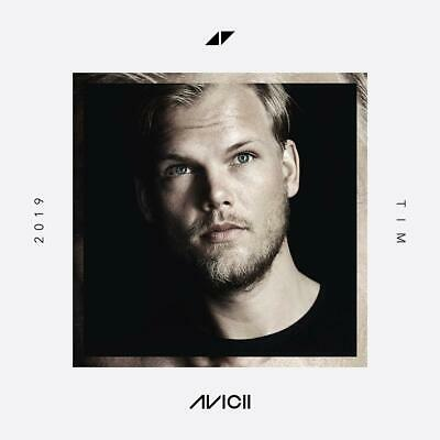 Avicii - Tim [CD] Sent Sameday*