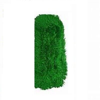 Green 40cm Dust Control Mop Sweeper Replacement Head wooden laminate floor