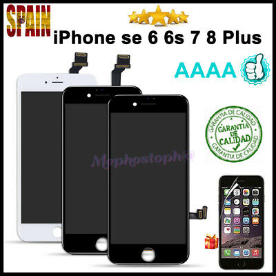 Pantalla Para iPhone 5 5S 6S+ 6 Plus 7 Plus 8 LCD Táctil Retina Completa Display