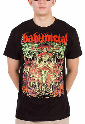 9df68addb NEW BABYMETAL OFFICIAL brutal big fox saitama 2017 T shirt - $17.00 ...