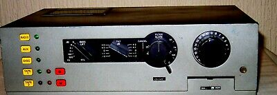 QUAD 33 PRE-AMP and Quad 303 Amplifier with cords in