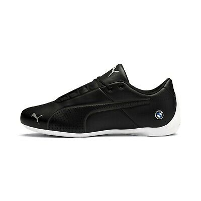 Puma Men's BMW MMS FUTURE CAT ULTRA Shoes Black/White-Grey Violet 306242-04 d