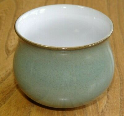 Denby REGENCY GREEN Sugar Bowl Open