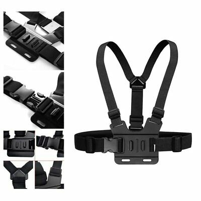 Chest Strap Mount Belt For Gopro Hero 5 4 Xiaomi Yi 4K Action Camera Chest Mount