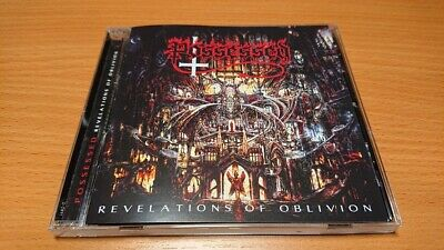 Possessed - Revelations Of Oblivion(2019)CD