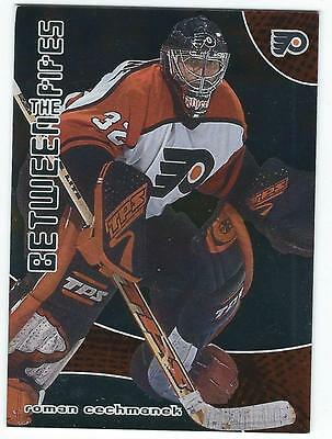2001-02 2002-03 BETWEEN THE PIPES  Hockey Pick 20 Cards To Complete Your Set
