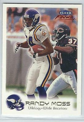 1999 2000 2001 2002  FLEER FOCUS Football Pick 20 Cards To Complete Your Set