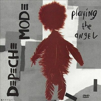 Depeche Mode ‎Playing The Angel CD DVD Limited Edition Super Jewel Box Edition