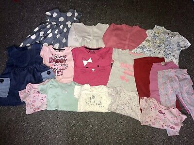 Gorgeous Baby Girl 3-6 Months Bundle Inc Next And Jasper Conran Baby