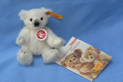 STEIFF TEDDY BEAR CO PROMOTIONAL ADVERTISING POSTCARD STYLE PHOTO INSERT CARD