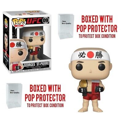 Funko POP!: Ultimate Fighting Championship - George St. Pierre Vinyl Figure