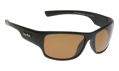NEW Ugly Fish Polarised Sunglasses PT9717 Black/Brown